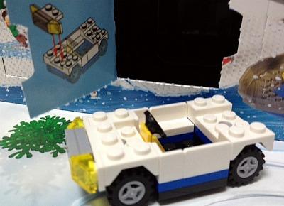 [12/16]レゴ アドベントカレンダー2011