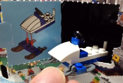[12/22]レゴ アドベントカレンダー2011