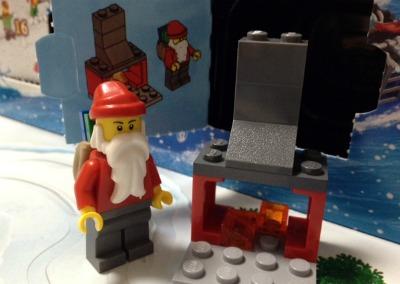 [12/24]レゴ アドベントカレンダー2011